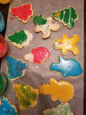 D cookies